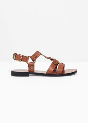 And other stories Studded Gladiator Sandal