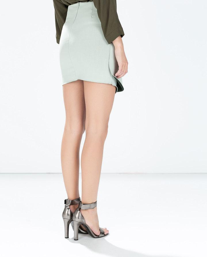 Zara Wrap Skirt