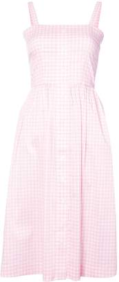 DAY Birger et Mikkelsen HVN Laura Gingham Dress