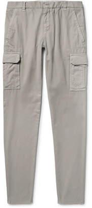 Brunello Cucinelli Cotton-twill Cargo Trousers