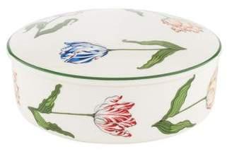 Tiffany & Co. & Co. Tulips Vanity Box