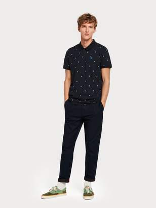 Scotch & Soda Pattern Polo