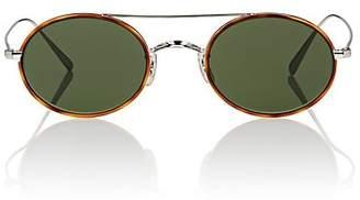 Oliver Peoples Men's Shai Sunglasses - Brown