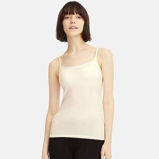 Uniqlo Women's Heattech Bra Camisole