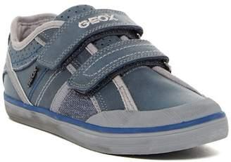 Geox Kiwi Hook-and-Loop Sneaker (Little Kid & Big Kid)