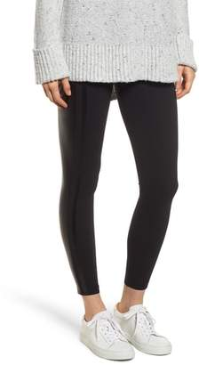 Spanx R) Gloss Stripe Leggings