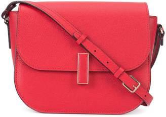 Valextra fold-over closure crossbody bag