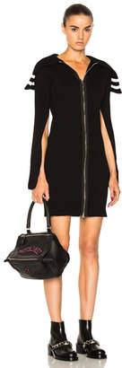 Givenchy Ribbed Zip Cardigan