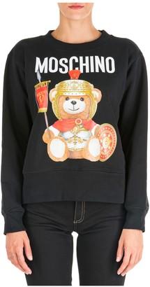 Moschino Sweatshirt Roman Teddy Bear
