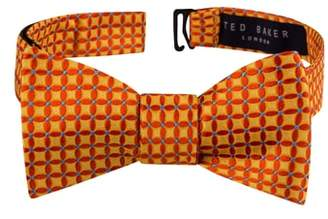 Ted Baker Connect Four Floral Silk Bow Tie