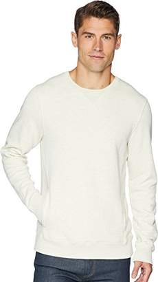 Scotch & Soda Men's Club Nomade Easy Crew Neck Sweat