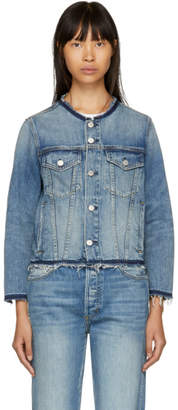 Amo Blue Lola Denim Jacket