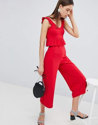 New Look Wide Leg Culottes