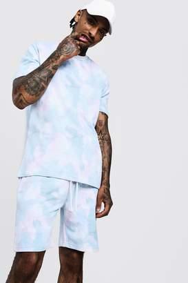 Tie Dye T-Shirt & Short Set