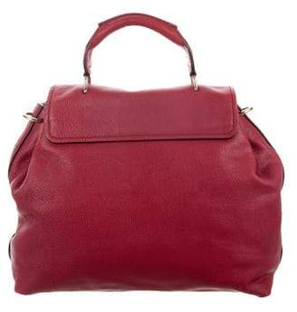Chloé Pebbled Leather Elsie Satchel