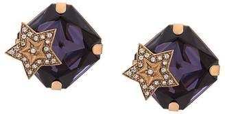 Dolce & Gabbana star earrings