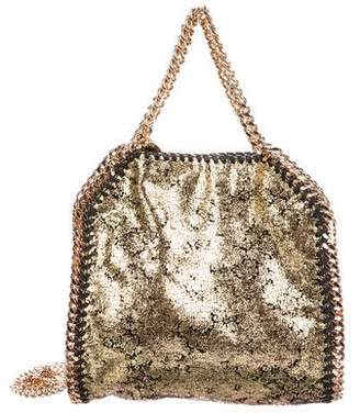 Stella McCartney Metallic Falabella Mini Tote