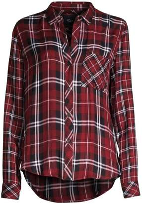 Rails Liza Button-Down Plaid Shirt