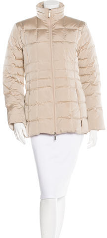 MonclerMoncler Collared Puffer Jacket