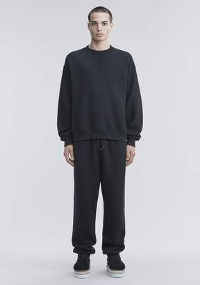Alexander Wang FLEECE SWEATPANTS PANTS