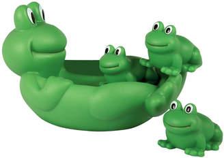 Elegant Baby Frog Bath Toy Set