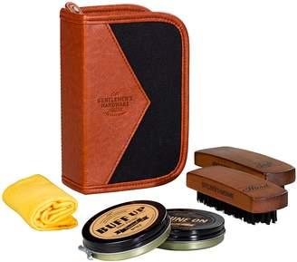 Gentlemen's Hardware Shoe Shine Care Kits & Sets