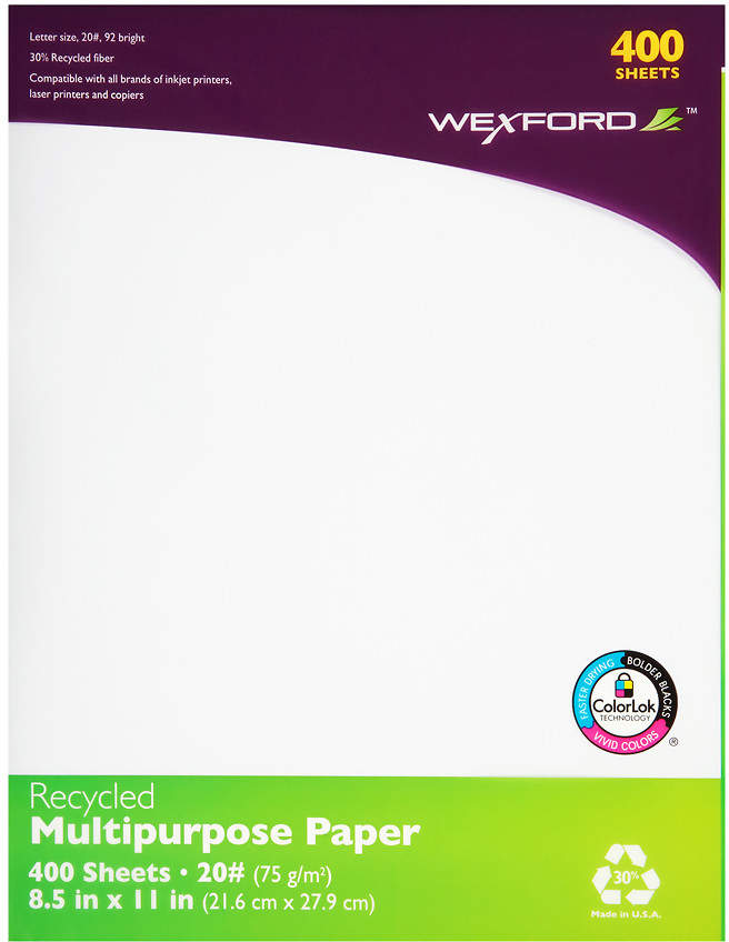 Wexford Recycled Paper Ream
