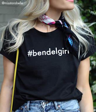 Henri Bendel Limited Edition #Bendelgirl T-Shirt