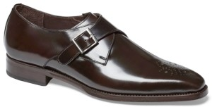 Carlos by Carlos Santana Puente Single Monk Strap Men's Shoes
