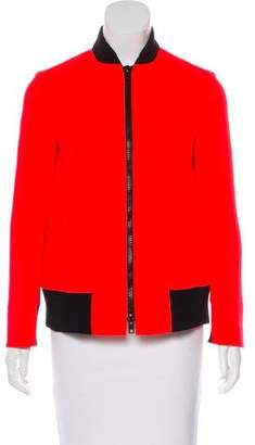 RED Valentino Zip Bomber Jacket