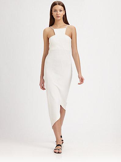 Kimberly Ovitz Chalu Ponte Knit Dress