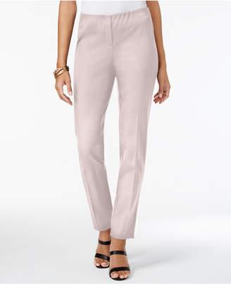 Alfani Petite Bi-Stretch Hollywood Skinny Pants