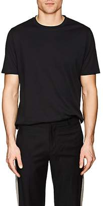 S.moritz Men's Cotton Jersey T-Shirt - Black Size Xxl