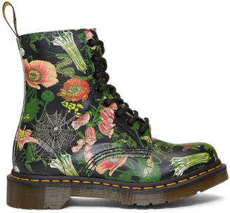 Dr. Martens Multicolor 1460 Wild Botanics Pascal Boots
