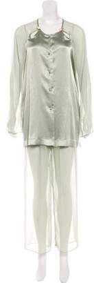 Valentino Pajama Pant Set