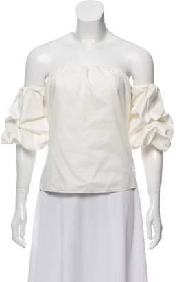 f745b68706b Johanna Ortiz White Women's Shortsleeve Tops - ShopStyle