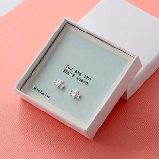 321a36b5a Bees Knees attic 'You Are The Bee's Knees' Bees Earrings