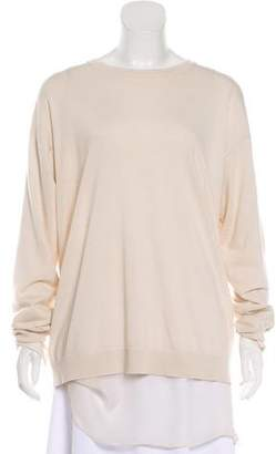 Brunello Cucinelli Wool & Silk Sweater Set