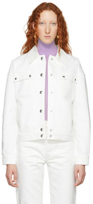 Kwaidan Editions White Mechanic Jacket