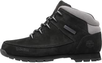Timberland Mens Euro Sprint Hiker Boots Black