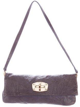 Miu MiuMiu Miu Distressed Leather Bag