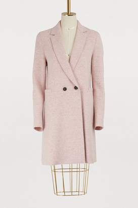 Harris Wharf London Virgin wool and cashmere coat