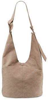 Steven Alan Etta Nubuck Leather Hobo Bag