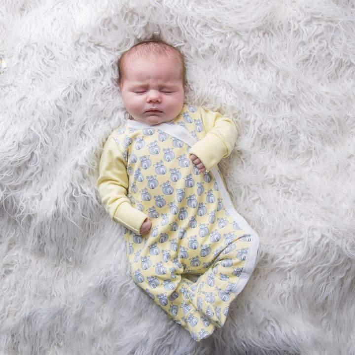 Baby Acorn Sunshine Fox Unisex Sleepsuit