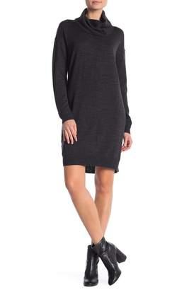 Joe Fresh Wool Cowl Neck Sweater Dress