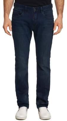 Robert Graham Evo Tailored Fit Jeans