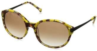 Kensie Women's Mix It Up Round Sunglasses