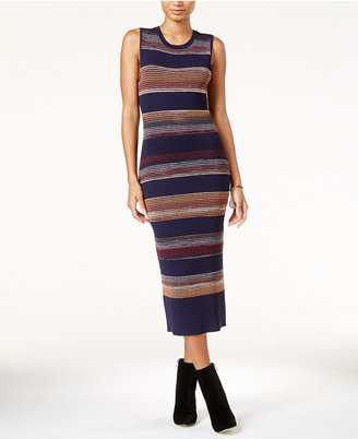 RACHEL Rachel Roy Textured Space Dyed Sweater Dress $119 thestylecure.com