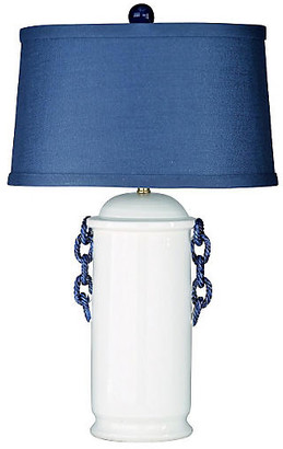 Volos Table Lamp - White - Bradburn Home