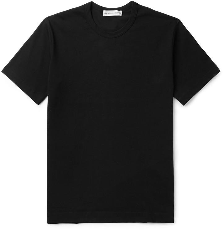 Comme des Garçons SHIRT Cotton-Jersey T-Shirt